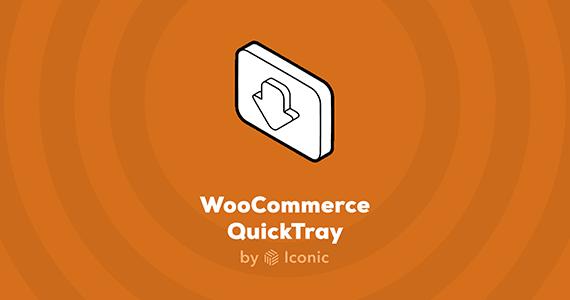 quicktray woocommerce