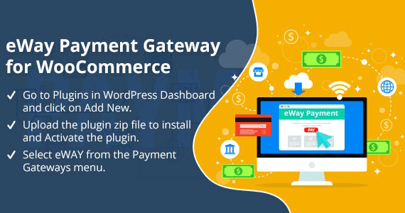 eWay Payment Gateway for WooCommerce