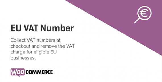 WooCommercer EU VAT Number
