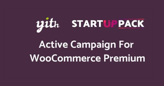 Active Campaign For WooCommerce Premium
