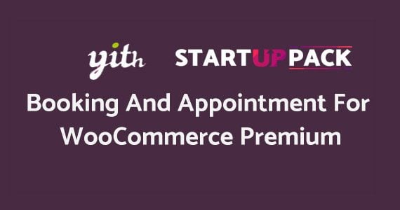 YITH Booking and Appointment for WooCommerce Premium