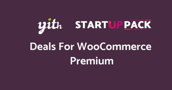 Deals For WooCommerce Premium