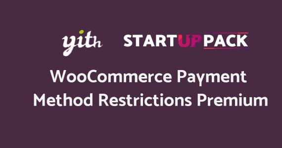 YITH WooCommerce Payment Method Restrictions Premium
