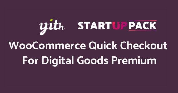 WooCommerce Quick Checkout for Digital Goods Premium