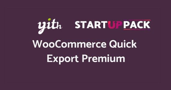 WooCommerce Quick Export Premium